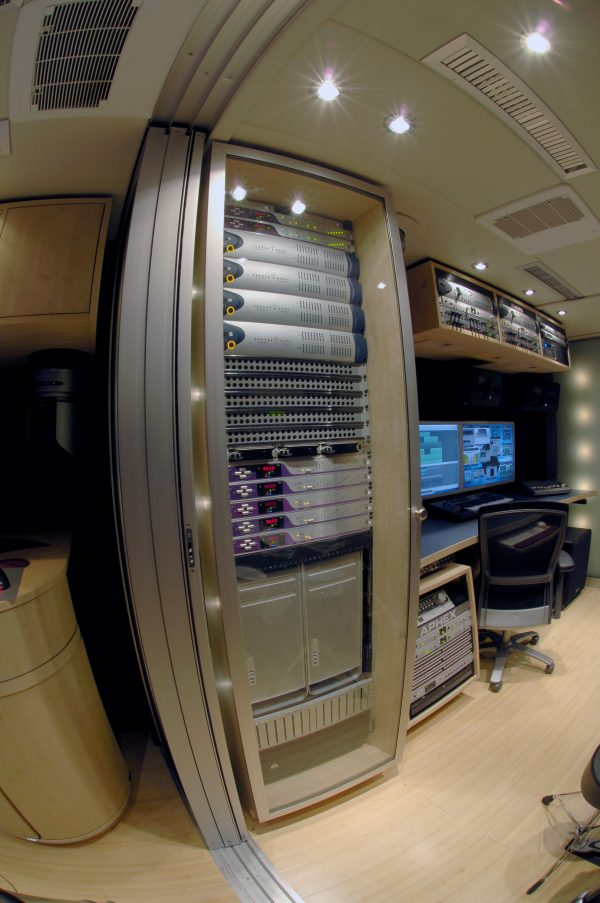 Lennon Music Studio Fisheye